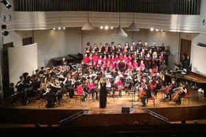 Taking Master Degree in Conservatorio Di Musica Giuseppe Martucci
