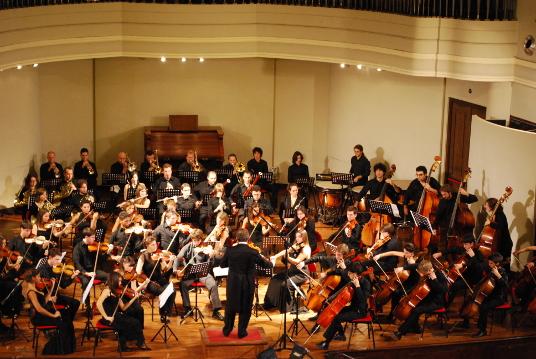 Taking Master Degree in Conservatorio Di Musica Giuseppe Martucci Salerno