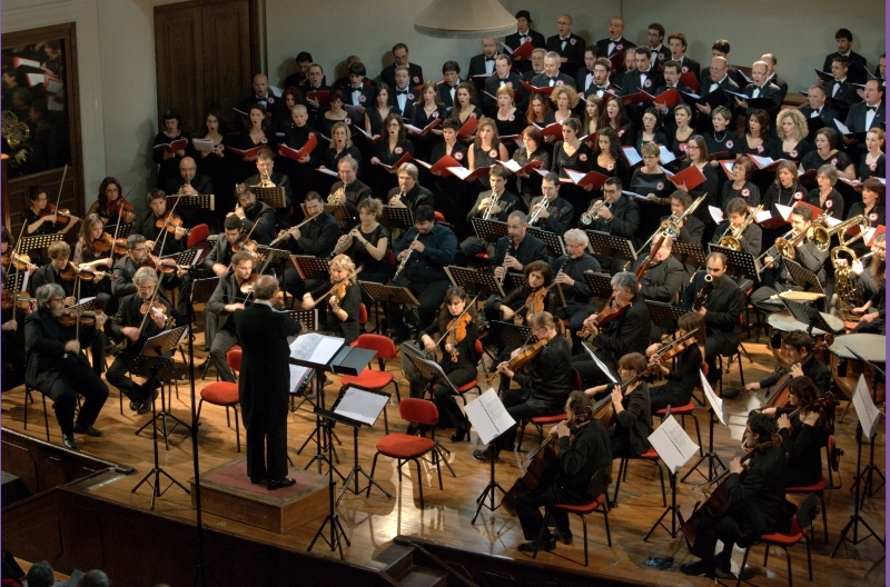 The Role of Music Conservatory in Giuseppe Martucci Salerno Italy