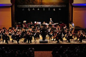The Importance of Music Conference in Giuseppe Matucci Salerno, Italy